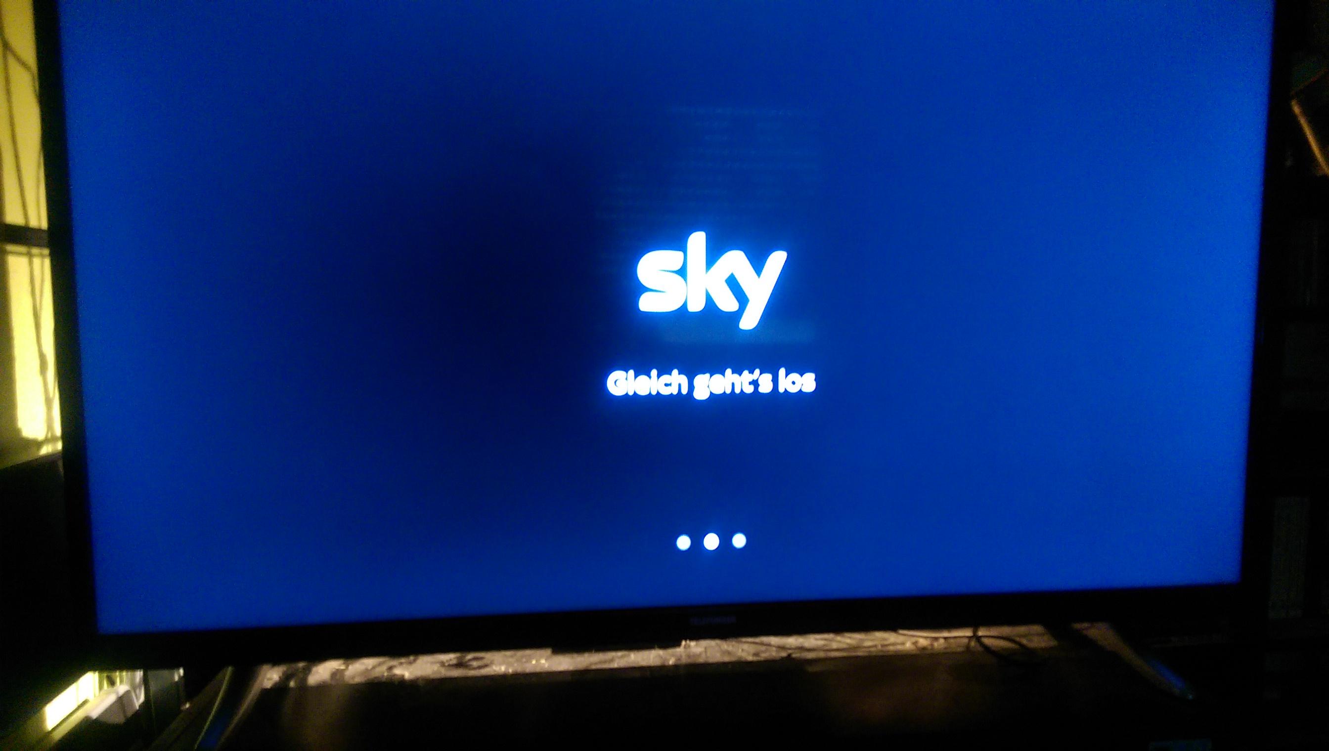 Sky Gleich Gehts Los