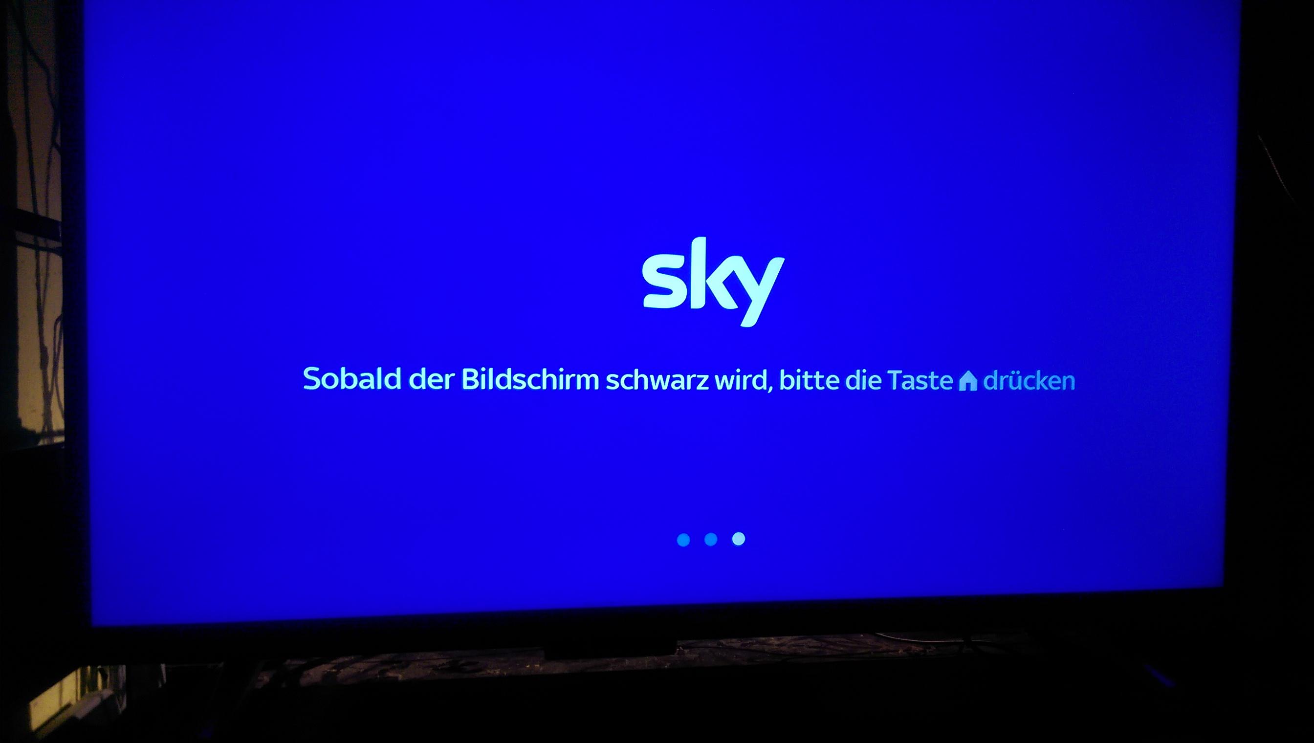 Sky Technik Hotline