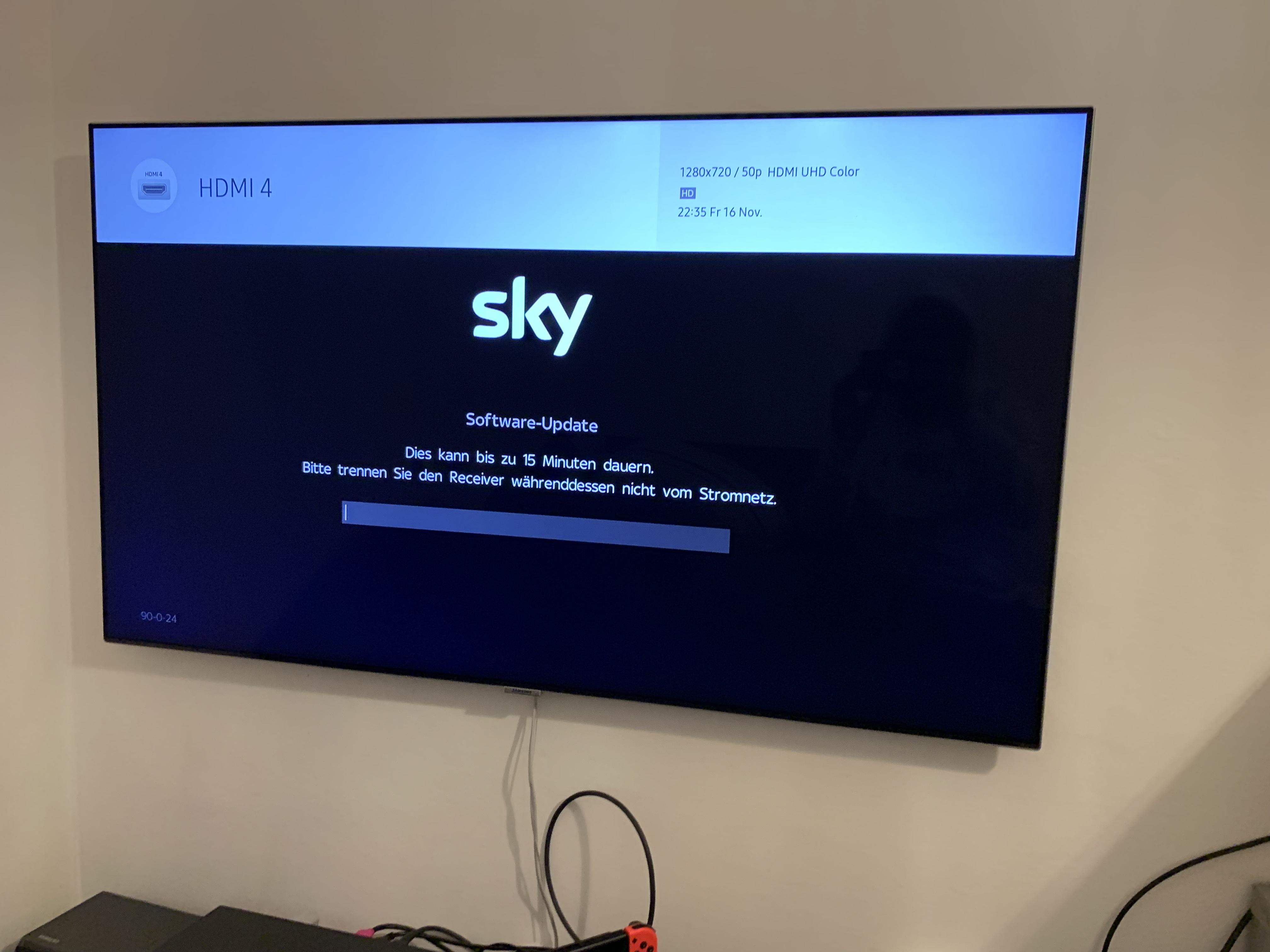 Sky Receiver Internet Funktioniert Nicht