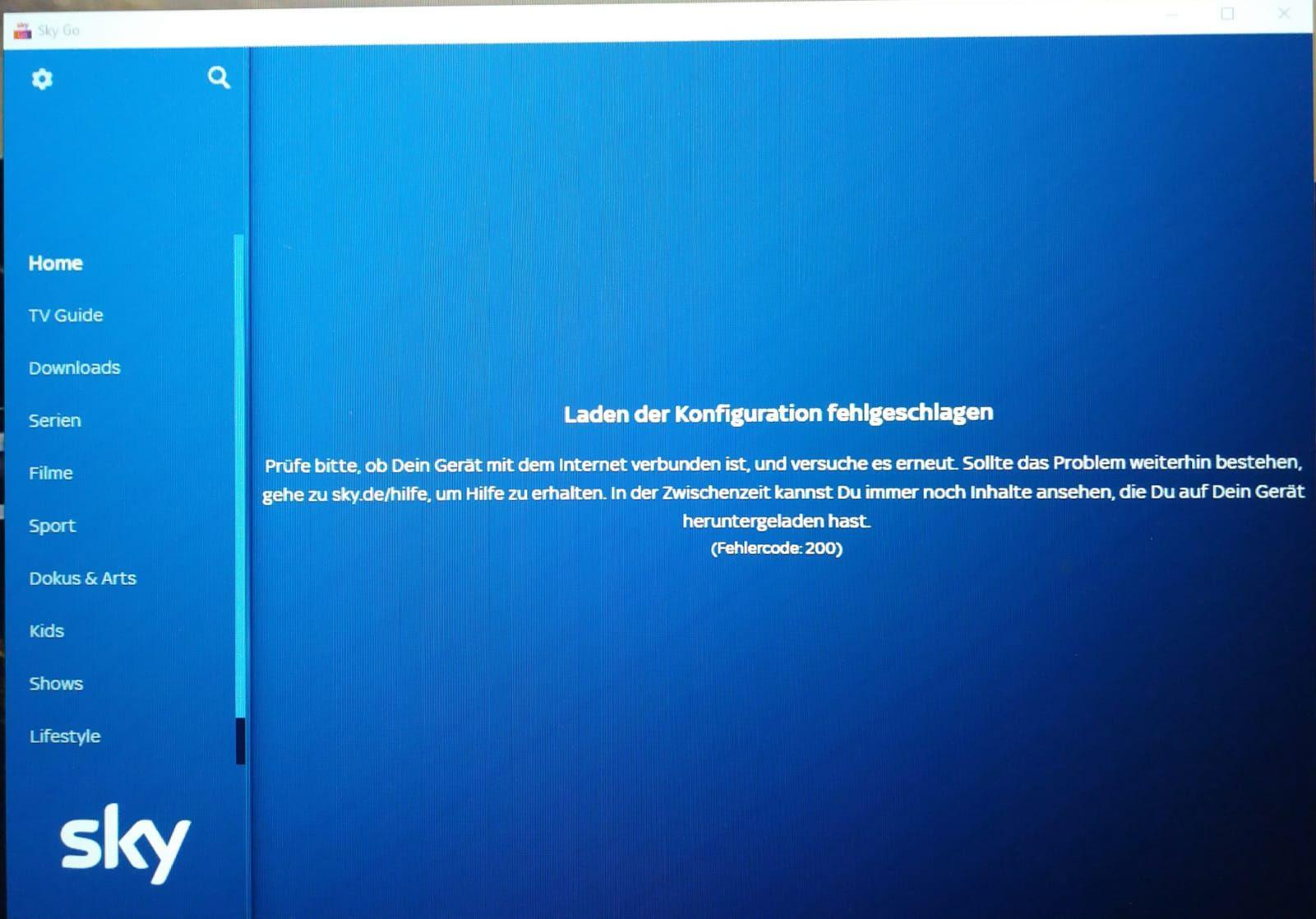 Sky Go Firefox Funktioniert Nicht