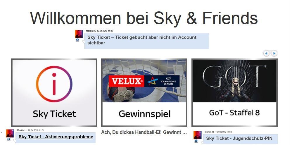 Sky Ticket Jugendschutz Pin