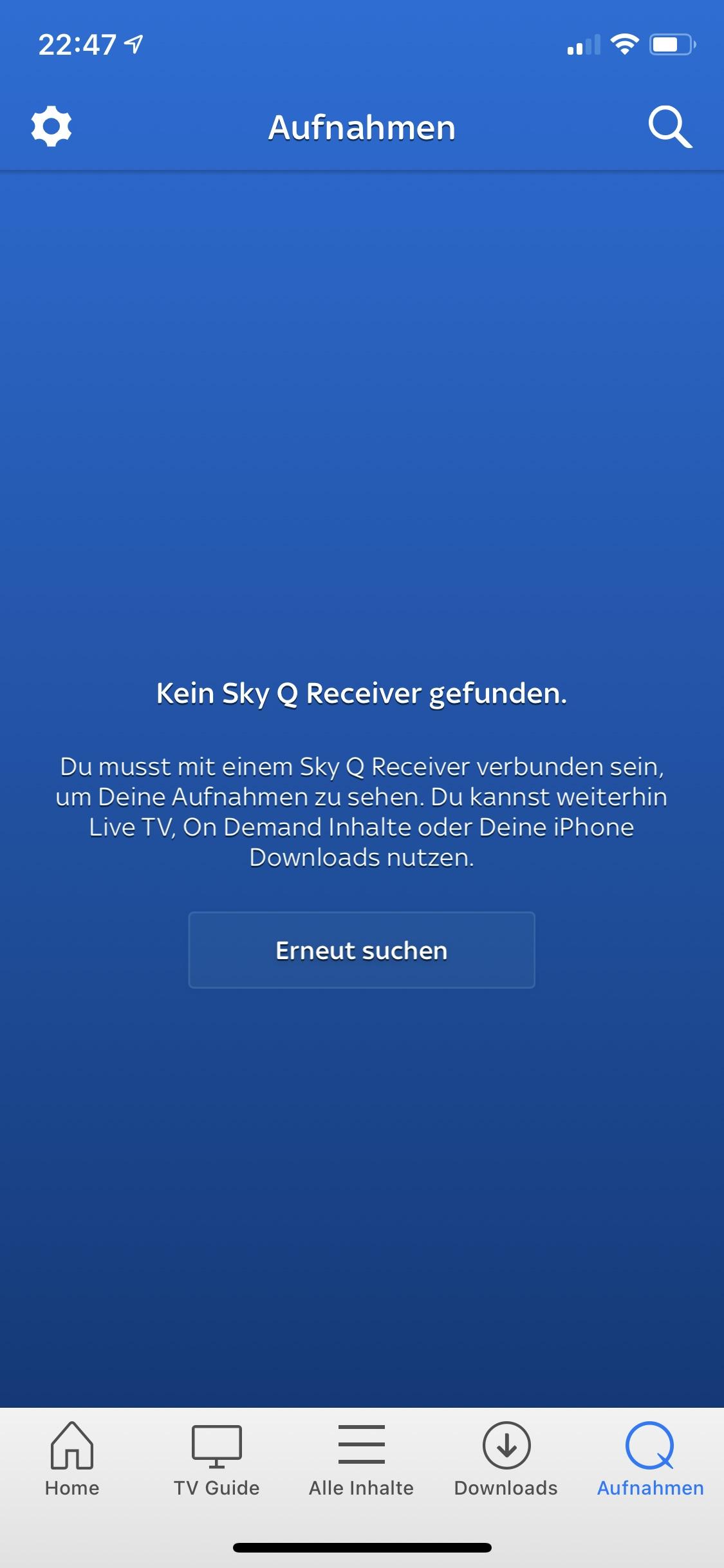 Sky Go Video Startet Nicht
