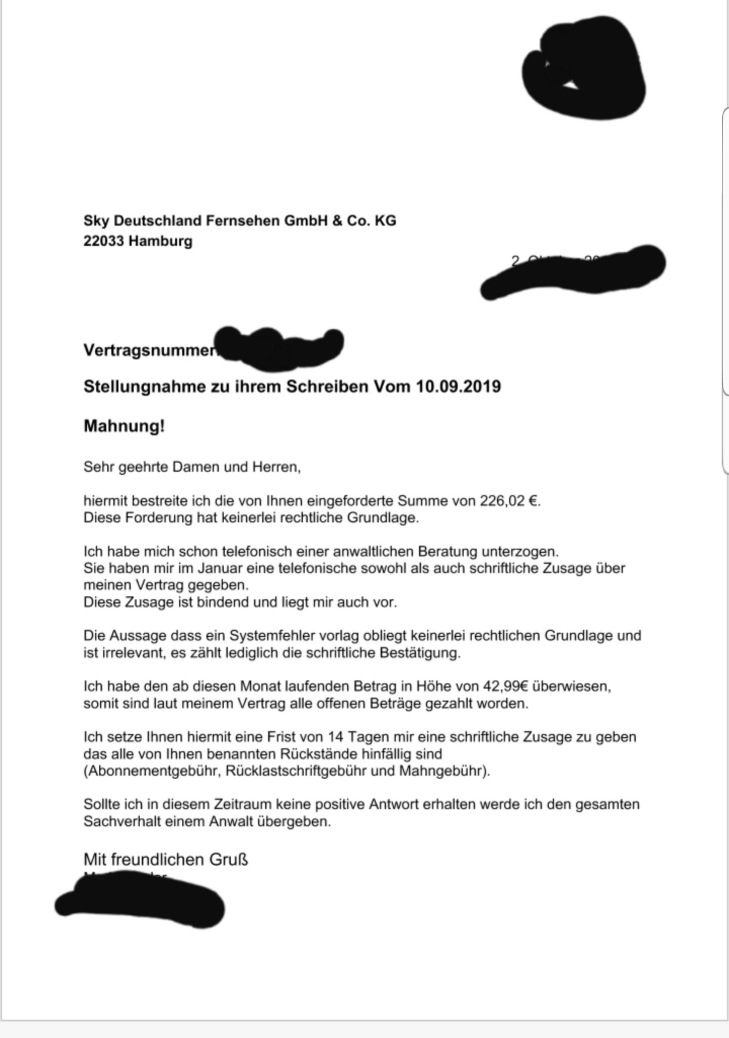 Sky Deutschland Anrufen