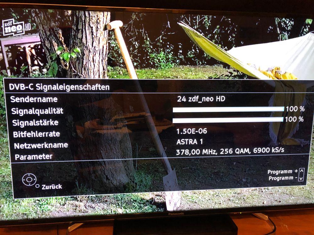Über TV 100%