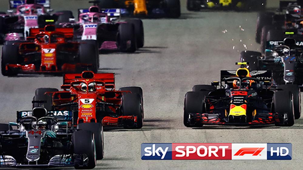Keine Formel 1 Bei Sky